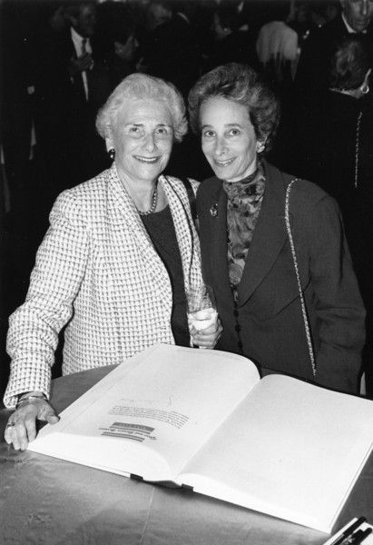 Lynn Bunim and Jane Burrows