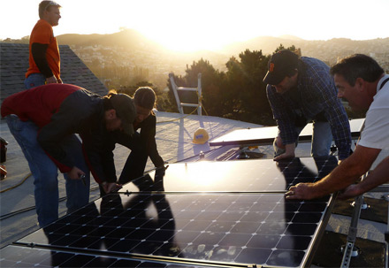 Get Solar Service Learning Project