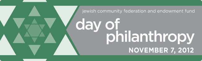 Day of Philanthropy: November 7, 2012
