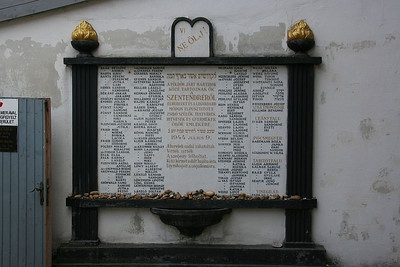 """The """"House of Remembrance"""" in a small town outside of Budapest"""